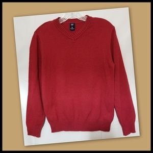 GapKids*Boys V-Neck Pullover Sweater